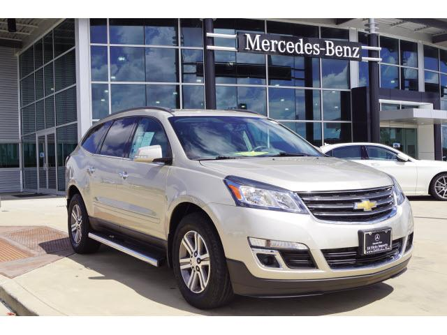 Pre-Owned 2015 Chevrolet Traverse FWD 4dr LT w/2LT