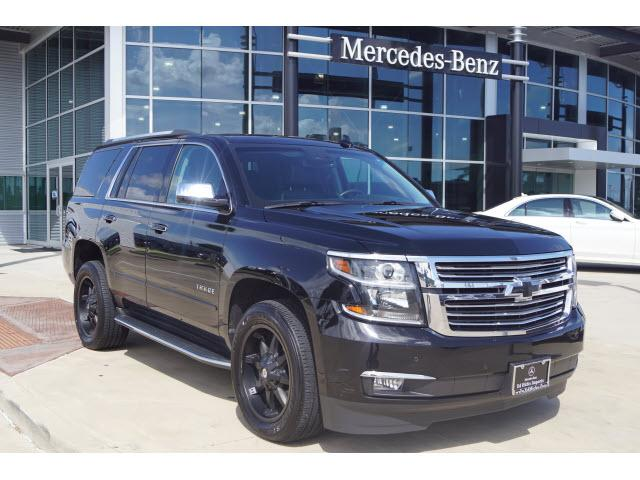 Pre-Owned 2017 Chevrolet Tahoe 4WD 4dr Premier