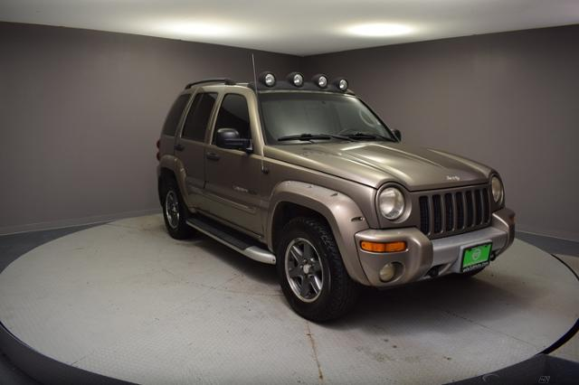 Pre-Owned 2002 Jeep Liberty 4dr Renegade