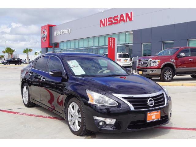 Pre-Owned 2015 Nissan Altima 4dr Sdn V6 3.5 SL *Ltd Avail*
