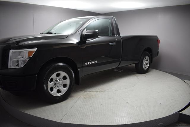 Pre-Owned 2018 Nissan Titan 4x2 Single Cab S