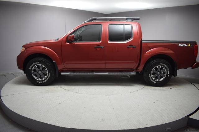 Pre-Owned 2019 Nissan Frontier Crew Cab 4x4 PRO-4X Auto *Ltd Avail