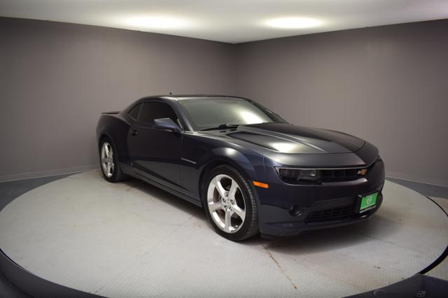 Pre-Owned 2015 Chevrolet Camaro 2dr Cpe LT w/1LT