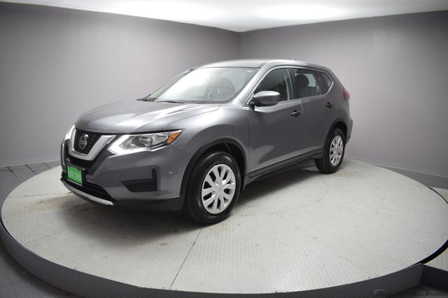 Pre-Owned 2020 Nissan Rogue FWD S