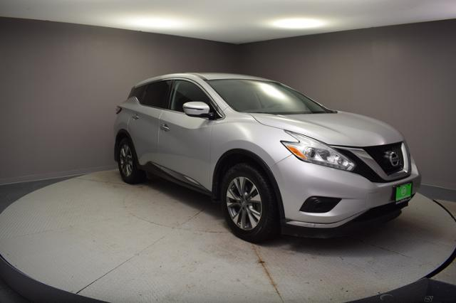 Pre-Owned 2016 Nissan Murano FWD 4dr S