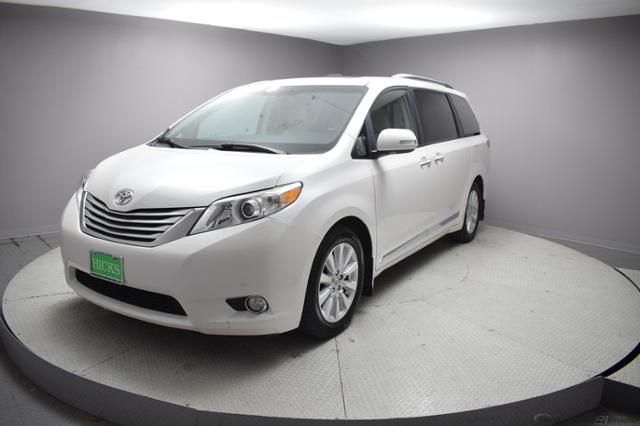 Pre-Owned 2014 Toyota Sienna 5dr 7-Pass Van V6 Ltd FWD