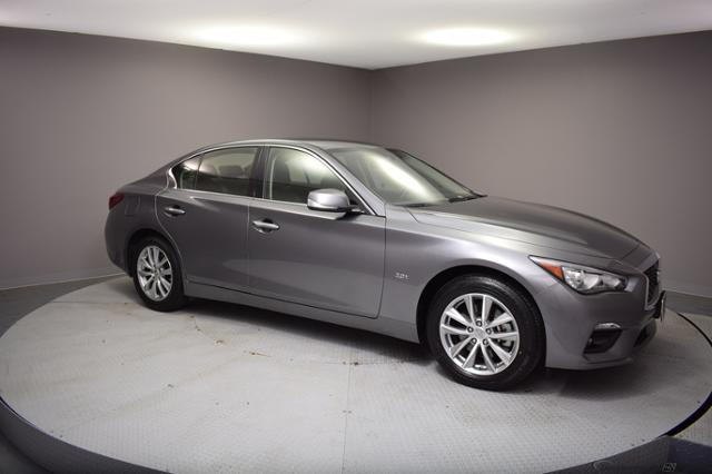 Certified Pre-Owned 2018 INFINITI Q50 2.0t PURE RWD