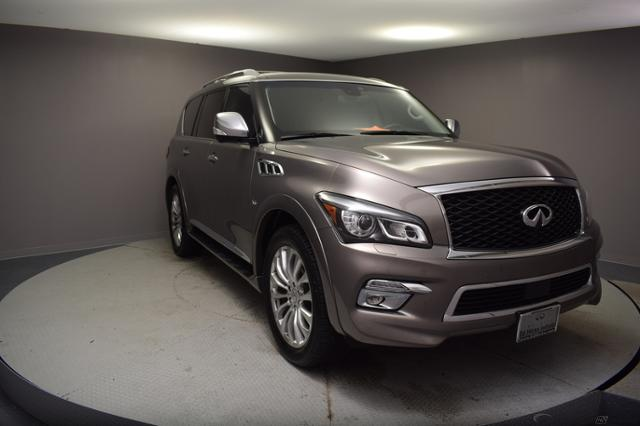 Certified Pre-Owned 2017 INFINITI QX80 RWD