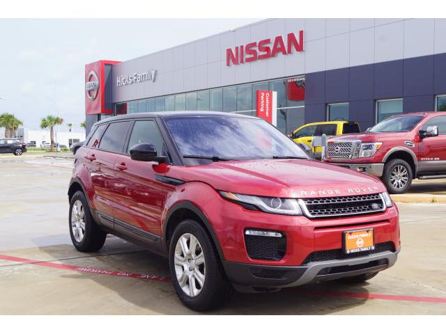 Pre-Owned 2017 Land Rover Range Rover Evoque 5 Door SE