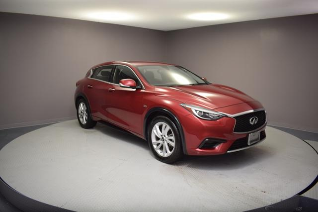 Certified Pre-Owned 2018 INFINITI QX30 Base FWD