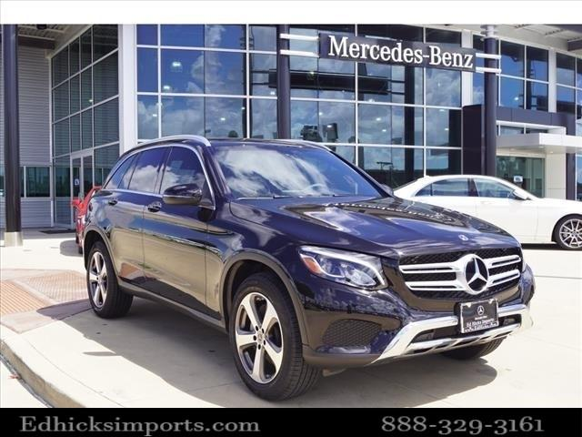 Pre-Owned 2018 Mercedes-Benz GLC GLC 300 SUV
