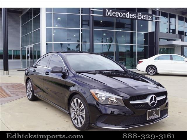 Pre-Owned 2018 Mercedes-Benz CLA CLA 250 Coupe