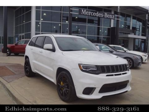 Pre-Owned 2018 Jeep Grand Cherokee Trackhawk 4x4 *Ltd Avail*