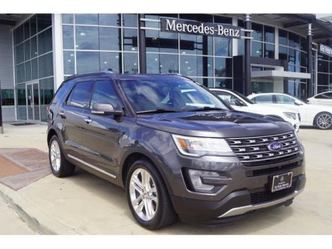 Pre-Owned 2017 Ford Explorer Limited FWD