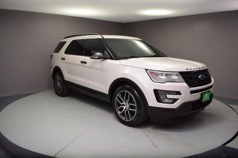 Pre-Owned 2016 Ford Explorer 4WD 4dr Sport