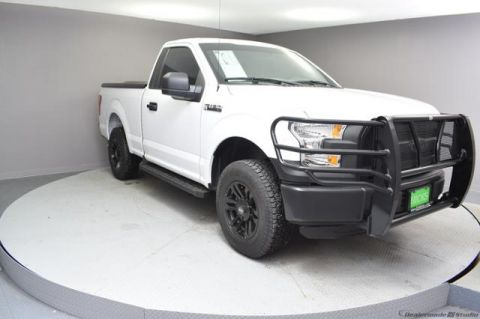 Pre-Owned 2016 Ford F-150 2WD Reg Cab 122.5 XL