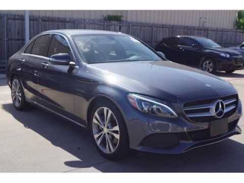 Pre-Owned 2016 Mercedes-Benz C-Class 4dr Sdn C 300 RWD