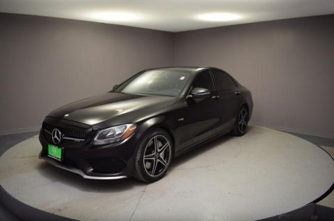 Pre-Owned 2017 Mercedes-Benz C-Class AMG® C 43 4MATIC Sedan