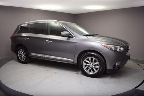 Certified Pre-Owned 2015 INFINITI QX60 FWD 4dr