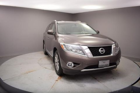 Pre-Owned 2015 Nissan Pathfinder 2WD 4dr SL