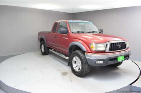 Pre-Owned 2003 Toyota Tacoma XtraCab PreRunner V6 Auto