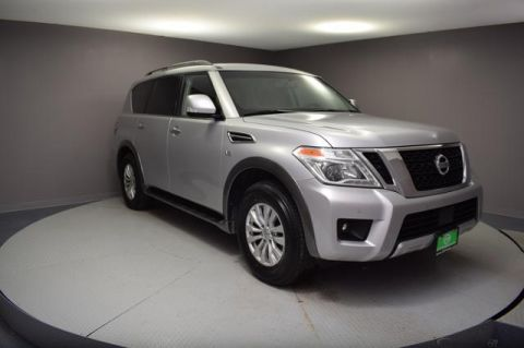 Pre-Owned 2017 Nissan Armada 4x2 SV