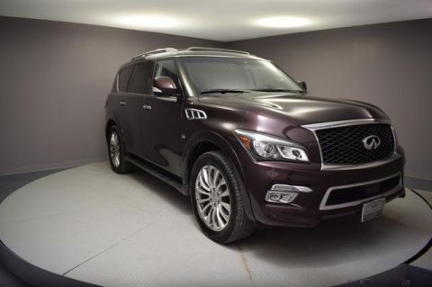 Certified Pre-Owned 2016 INFINITI QX80 2WD 4dr