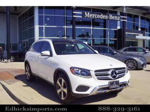 Pre-Owned 2016 Mercedes-Benz GLC RWD 4dr GLC 300