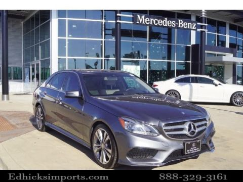 Pre-Owned 2016 Mercedes-Benz E-Class 4dr Sdn E 350 Sport RWD