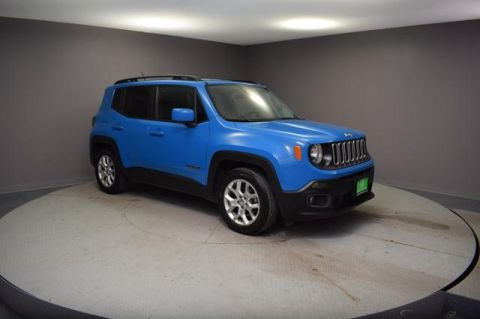 Pre-Owned 2015 Jeep Renegade FWD 4dr Latitude